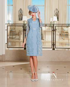 Uno dei miei abiti favoriti di Sonia Peña . Ref: 1160138-conjunto-1160145-vestido