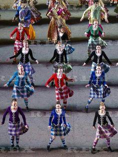 Royal Edinburgh Military Tattoo dress rehearsal, Edinburgh Castle, Scotland, Britain - 06 Aug 2015 Highland dancers perform during the dress rehearsal of the Royal Edinburgh Military Tattoo 6 Aug 2015