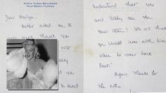 The letter from Jean Kennedy Smith was written to Marilyn Monroe in the 1960s.
