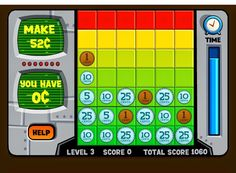 Fun Free Computer Games: Coin Combo