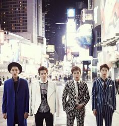 CNBLUE's upcoming album, 'Can't Stop,' ranks 1st on Tower Record's Weekly Reservation Chart! - Latest K-pop News - K-pop News   Daily K Pop ...