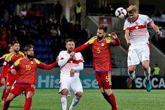 Blog Esportivo do Suíço:  A Suíça vence em Andorra e mantém a liderança nas eliminatórias