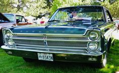 1964 Plymouth.  Photography by David E. Nelson, 2017