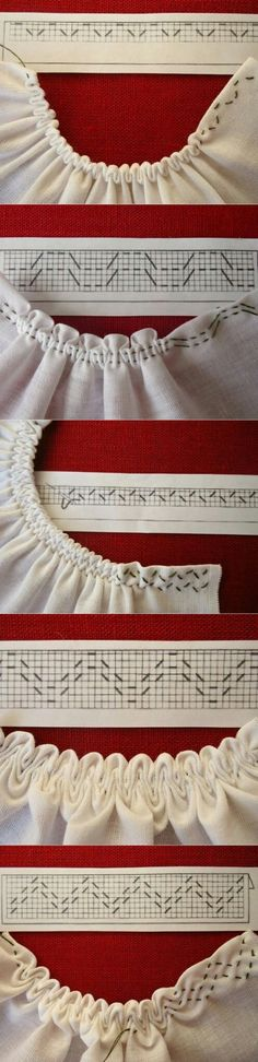 Interesting stitch builds..<3 Deniz <3
