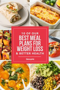 Healthy eating just got a whole lot more fun! Our best meal plans for weight loss and better health are just as nutritious as they are delicious! Whole Foods Meal Plan, Whole Food Diet, Whole Food Recipes, Healthy Recipes, Skinny Recipes, Healthy Family Meals, Healthy Meal Prep, Nutritious Meals, Healthy Eating