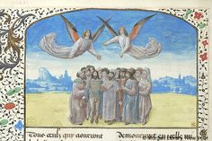 Apocalypse, MS M.484 fol. 71v - Images from Medieval and Renaissance Manuscripts - The Morgan Library & Museum