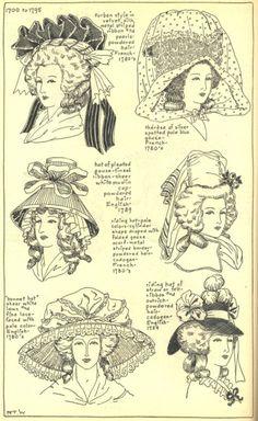 Village Hat Shop Gallery :: Chapter 11 - The Eighteenth Century :: 178_G