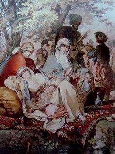 Amedeo Preziosi Ottoman People « Amedeo Preziosi « Artists « Art might - just art Istanbul, Oriental, How To Make Lanterns, Islamic World, Portraits, Arabian Nights, Ottoman Empire, American Artists, Lovers Art