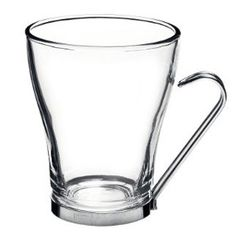 Ceasca Oslo, pentru ceai si capucino, este realizata din sticla termorezistenta si este rezistenta la socuri. Are capacitate de 325 ml, inaltimea de 105 mm si diametrul de 90 mm. Se poate spala in masina de spalat vase.