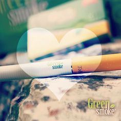 We love Green Smoke!