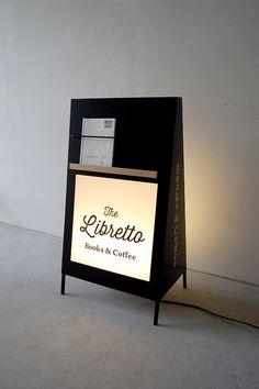 // light box signage