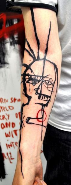 "Tattoo by ""Musa"" Lukas Musil - Tribo Tattoo in Prague, Czech Republic"