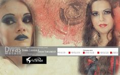 OCTUBRE/OCTOBER: Danna Liurova & Saran Vonsander (KRISTALIDA)
