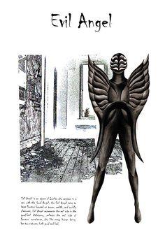 Dr. Faustus - Costume for Evil Angel
