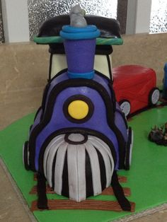 Sammy's Railway Train