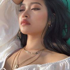 Natural makeup also requires some makeup skills. Take a look at our best natural makeup looks pictures. Hope to give you inspirational ideas. Beauty Make-up, Asian Beauty, Hair Beauty, Beauty Hacks, Mode Ulzzang, Ulzzang Girl, Make Up Looks, Aesthetic Makeup, Aesthetic Girl