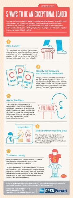 3. #Leadership Skills - 39 #Incredibly Useful #Infographics for Students ... →…