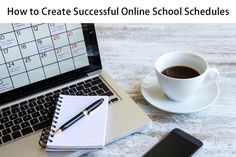 How to Create Successful Online School Schedules