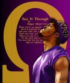 See It Through!  My favorite poem...