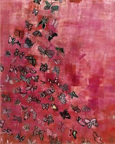 Butterfly Away by Fumiko Toda | printmaking | Ugallery Online Art Gallery