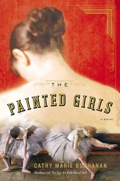 It has ballet and dancers at its core. And art - the art of Degas set in Paris. This could be good