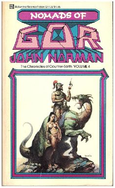 Nomads of Gor by John Norman ISBN 0-7592-5445-1
