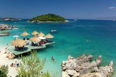 ♡ Ksamil - Saranda - Albania ♡