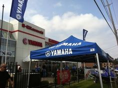 Happening every Spring and Summer at Ontario motorcycle dealerships, the demo ride circuit will continue for a few weeks to come. Motorcycle Dealers, Bike Reviews, Ontario, Yamaha
