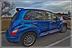 Chrysler PT Cruiser, love these cars!