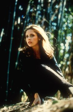 It bothers me when people dislike Buffy for her faults. Joss created her to be a human being and that's why the show is so good. If she was created as a superhero that always did everything right the show wouldn't have even made it on the air. Buffy is a human being and people are allowed to have their faults so she should too