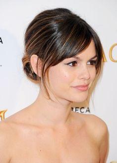 50 Best Updos For Medium Hair | herinterest.com