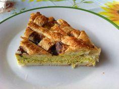 FEDDY CAKE: ZUCCHINI FLOWER CAKE