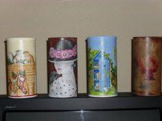 Ideas para reciclar latas   Hacer bricolaje es facilisimo.com