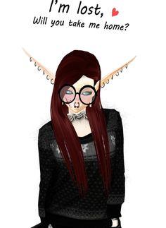 Captured Inside IMVU - Join the Fun! Virtual World, Virtual Reality, Im Lost, Imvu, Avatar, Join, I Feel Lost