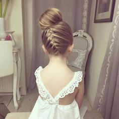 Easy Braids For Kids Ideas 37 trendy braids for kids with tutorials and images for 2020 Easy Braids For Kids. Here is Easy Braids For Kids Ideas for you. Easy Braids For Kids easy braids for kids little girl hairstyles long hair. Dance Hairstyles, Flower Girl Hairstyles, Best Wedding Hairstyles, Gorgeous Hairstyles, Little Girl Wedding Hairstyles, Easy Hairstyles, Hairstyle Ideas, Hair Ideas, Teenage Hairstyles