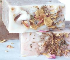 Hibiscus Rose Shea Butter Natural Soap with Cocoa Butter- Rose and Geranium Essential oils-Home and Living- Bath and Beauty Rose Geranium Essential Oil, Tangerine Essential Oil, Shea Butter Soap, Cocoa Butter, Soap Supplies, Natural Beauty Remedies, Rose Clay, Essential Oils Soap, Organic Soap