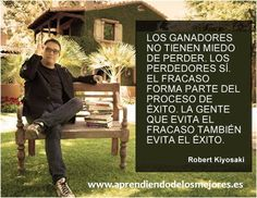 Robert Kiyosaki... www.aprendiendodelosmejores.es