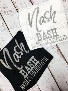 Nash Bash - Custom Bulk Bridal Party VNecks