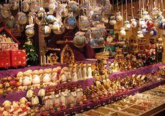 Un mercatino di Natale a Vienna