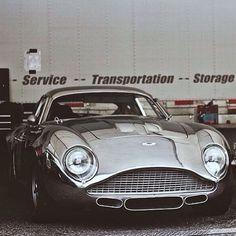Aston Martin DB Zagato because, why not?