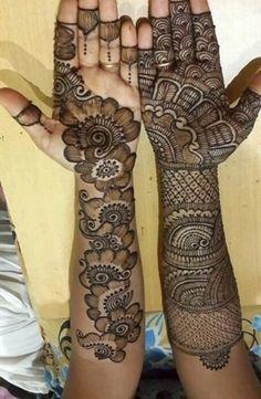nice Arabic Bridal Mehndi Designs, Full Mehndi Designs, Indian Henna Designs, Henna Art Designs, Stylish Mehndi Designs, Mehndi Designs For Girls, Mehndi Design Photos, Dulhan Mehndi Designs, Beautiful Mehndi Design