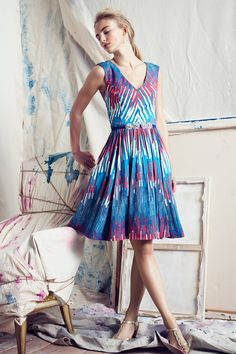 Tracy Reese - Gallery Row Dress - anthropologie.com