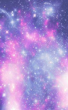 Resultado de imagen para fondos de galaxia rosas