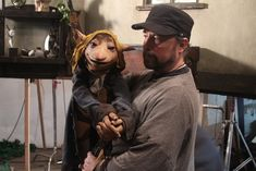 LESSONS LEARNED: A Practical Puppet Short Film by Toby Froud  i am so excited for this. LOOK AT THAT FACE....