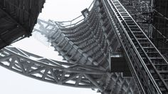 Zaha Hadid Architects has released a series of photographs showing progress on the construction of the atrium inside its 207-metre skyscraper in Beijing.