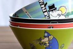 「ムーミン 食器」の画像検索結果