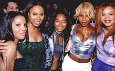 Deborah Cox, Chili, Mary J, Toni Braxton, and Faith