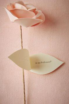 Will You Be My Bridesmaid Bloom Bridesmaid Outfit, Bridesmaid Cards, Bridesmaid Proposal, Wedding Bridesmaids, Bridesmaid Ideas, Diy Wedding, Dream Wedding, Wedding Decor, Wedding Ideas