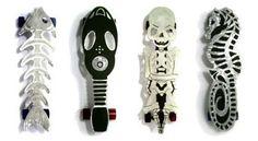 Sculpted Skateboards