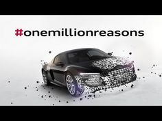 #Audi - Because these are more than only 4 rings! #onemillionreasons